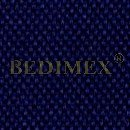 BETEXIN®plain 600D/600D/PUR1+HF-tmavě modrý-š.155 cm