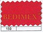 tkanina DELON-100%PES-120gr/m2 s HF-červená-159