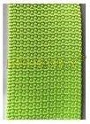 fluorescenční popruh PES-219-42 mm-žlutý neon-101F, výprodej