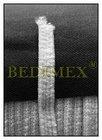 pruženka prádlová opletená 09 mm bílá
