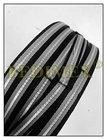 reflexní lemovka-12 mm-černá