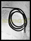 šňůrka elastická průměr 3 mm černá - sáček 100 m