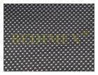síťovina PES měkká, 75 gr-š.150 cm černá