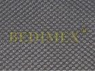 síťovina pletená PES-3D-210gr/m2-šedá antracit-š.145 cm
