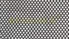 síťovina PES natužená, 130 gr-š.158 cm černá