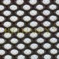 síťovina pletená PES-110gr/m2-černá-š.146 cm