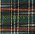 tkanina PES káro-kostka s PVC š.150 skotská zelená