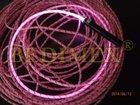 světelná optická šňůra pr.3,5 mm-růžová (3405)