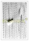 šňůra pletená bavlněná  449914-pr.5 mm - barva bílá