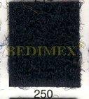 suchý zip 10 mm háček modročerný-250