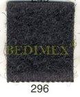 suchý zip 50 mm háček tmavě šedý-296