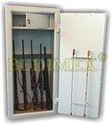 trezor-zbraňová skříň WSA 10 bílý